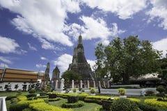 bangkok tempel Royaltyfria Bilder