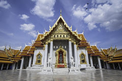 bangkok tempel Royaltyfri Bild