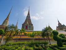 Bangkok. Temple Photo in Thailand stock image