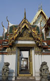 Bangkok Temple Wat Pho Stock Images
