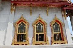 Bangkok, temples, Thaïlande, Asie, visite, voyage photographie stock