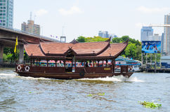 Bangkok Thaïlande : Bateau Image stock