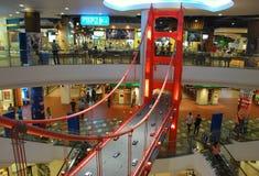 Bangkok, Thaïlande : Centre commercial du terminal 21 Images libres de droits