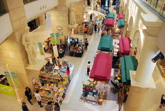 Bangkok, Thaïlande : Centre commercial du terminal 21 Photographie stock