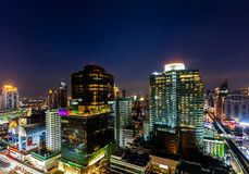 BANGKOK, THAÏLANDE - 31 DÉCEMBRE 2017 : Images stock