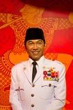 BANGKOK, THAÏLANDE - 19 DÉCEMBRE : Chiffre de cire du Soekar célèbre Photos libres de droits