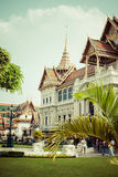 Bangkok, Thaïlande, décembre 13,2013 : Palais grand royal à Bangkok, Photos stock