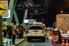 Bangkok, Thaïlande - 21 février 2017 : Le touriste a été atteint le Su Photo libre de droits