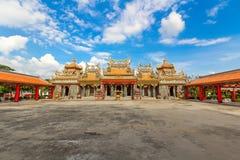 BANGKOK, THAÏLANDE, le 23 novembre 2016 †«le temple chinois Photos stock
