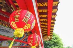 BANGKOK, THAÏLANDE, le 23 novembre 2016 †«le temple chinois Photos libres de droits
