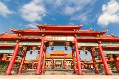 BANGKOK, THAÏLANDE, le 23 novembre 2016 †«le temple chinois Photographie stock