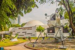 Bangkok, Thaïlande - 4 novembre 2017 : Modèle d'Apollo Lunar Image libre de droits