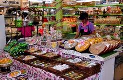 Bangkok, Thaïlande : Ou marché de Kor de massif de roche Images stock