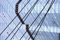 Bangkok Thaïlande une terrasse de fenêtre le courant de centre Image stock