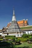 Bangkok, Thaïlande : Wat Arun Chedi Image stock