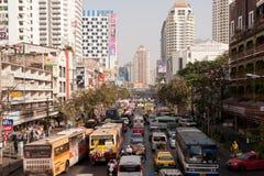 Bangkok Thailand Royaltyfri Fotografi