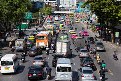 Bangkok, Thailand. Stock Afbeeldingen