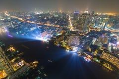 Bangkok Thailand Arkivfoton
