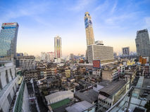 Bangkok Thailand Royalty-vrije Stock Afbeelding