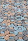 Bangkok thailand abstract cross ceramics step in the Stock Photos