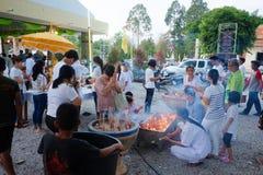 BANGKOK THAILAND - APRIL 15, 2016 Royaltyfri Foto