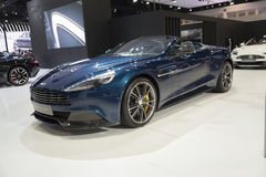 BANGKOK,THAILAND - APRIL 4 : Aston Martin show on April 4,2015 a Stock Photography