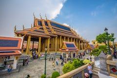 Grand palace in Bangkok, Thailand Stock Images