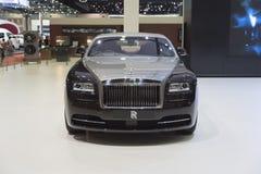 BANGKOK,THAILAND - APRIL 4 :New Classical car brand Rolls-Royce Royalty Free Stock Photography
