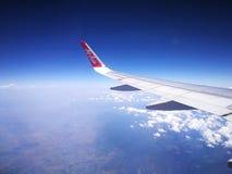 Bangkok, Thailand April 2019 Traveling with AirAsia royalty free stock images
