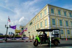 Bangkok, Thailand : Architecture of building Stock Photos