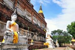 BANGKOK THAILAND - August 2009: Buddhistischer Tempel von Thailand am 30. August 2009 in BANGKOK, THAILAND Lizenzfreies Stockbild