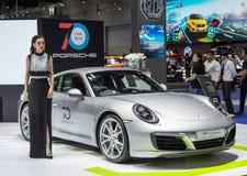 Porshche 911 Carrera stock photos