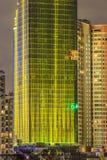 Bangkok, Thailand 29 Augustus, 2016: Het licht en het geluid tonen van Stock Fotografie