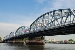 Bangkok, Thailand: Brigde Stock Photo