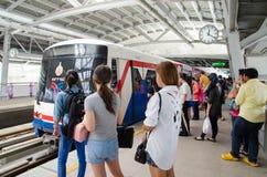 Bangkok Thailand: BTShimmel trian Lizenzfreie Stockbilder