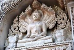 Bangkok, Thailand: Buddha Gateway Royalty Free Stock Photo