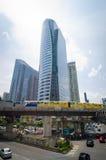 Bangkok, Thailand: Building Royalty Free Stock Image