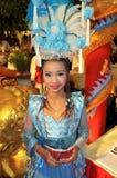 Bangkok, Thailand: Celebrating Chinese New Year stock photography