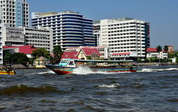Bangkok, Thailand: Chao Praya River Stock Photos