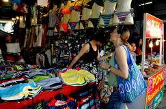 Bangkok, Thailand: Chatuchak Weekend Market Royalty Free Stock Photography