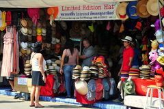Bangkok, Thailand: Chatuchak Weekend Market Royalty Free Stock Image