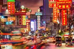 Bangkok Thailand Chinatown Royalty Free Stock Image