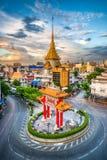 Bangkok Thailand Chinatown Royalty Free Stock Photos