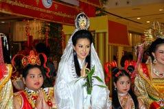 Bangkok, Thailand: Chinese New Year Show Stock Image