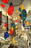 Bangkok, Thailand: Christmas at Gaysorn Plaza Royalty Free Stock Photography