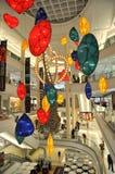 Bangkok, Thailand: Christmas at Gaysorn Plaza Royalty Free Stock Photography