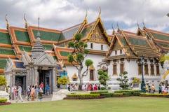 BANGKOK, THAILAND - CIRCA AUGUSTUS 2015: De Zaal van Amarindrawinitchai, Bangkok, Thailand Royalty-vrije Stock Fotografie
