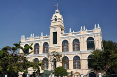 Bangkok, Thailand: Colonial-era Building Stock Image
