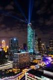 BANGKOK THAILAND - DECEMBER 31, 2017: Fotografering för Bildbyråer