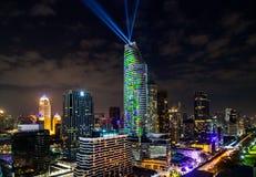 BANGKOK THAILAND - DECEMBER 31, 2017: Royaltyfria Foton